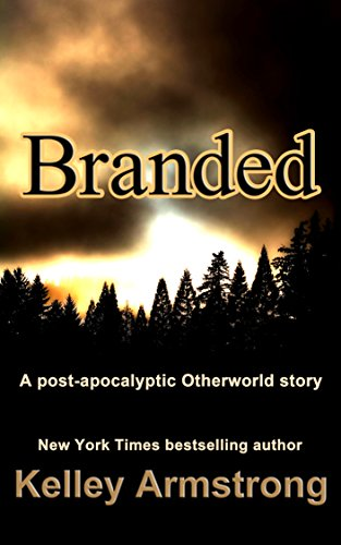 book cover of Branded