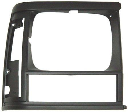 Jeep Cherokee Passenger Door (OE Replacement Jeep Cherokee/Wagoneer Passenger Side Headlight Door (Partslink Number CH2513124))