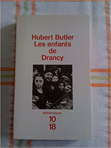Téléchargements gratuits livres audio ordinateurs Les enfants de Drancy PDF PDB CHM by Hubert Butler
