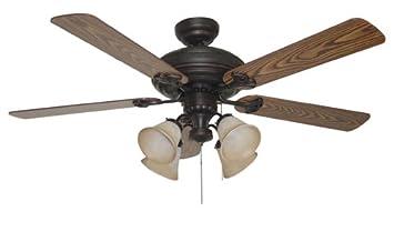 Litex e bft52abz5c beaufort ceiling fan amazon litex e bft52abz5c beaufort ceiling fan aloadofball Image collections
