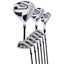 Pinemeadow Golf PGX Set, Driver, 3 Wood, Hybrid, 5-PW Irons