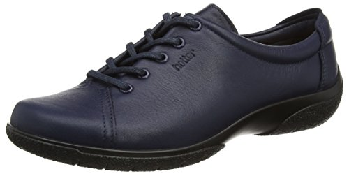 Navy Basse Dew Blue Donna Hotter Scarpe FXqwx1xf
