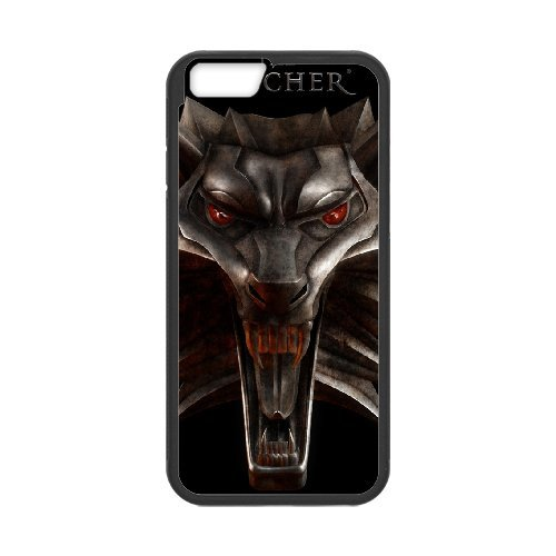 The Witcher Phone Case And One Free Tempered-Glass Screen Protector For iPhone 6,6S Plus 5.5 Inch T148278