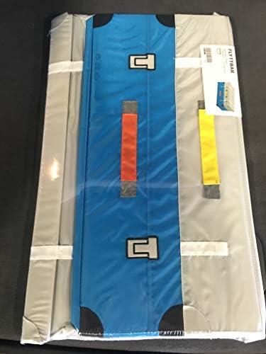 Ikea Amazing FLYTTBAR - Baúl para Juguetes, Color Turquesa: Amazon.es: Hogar