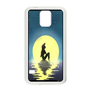 MENGYANX Phone case - Custom The Little Mermaid Protective Case For Samsung Galaxy S5 CASE-10