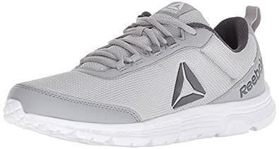 Reebok Men's Speedlux 3.0 Running Shoe, Cool Shadow/Spirit White, 6.5 M US