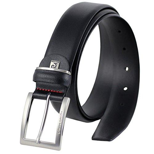 Pierre Cardin - Cinturón de cuero para hombre   cinturón para hombre pierre  cardin a4007c04d3dc