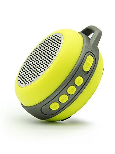 #1 for Sony D6503 Sirius Bluetooth Speaker More Bass - HD Sound, Portable Keychain Chargable SD Card AUX FM Radio Microphone High Volume Yellow