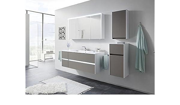 Pelipal Solitaire 6010 Juego de 3 Piezas de Muebles de baño/Lavabo ...