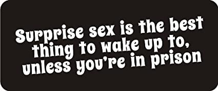 best way to wake someone up sexually