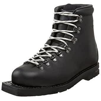 Amazon Com Scarpa Wasatch Telemark Boot Black 4 M Uk