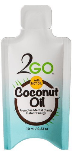 2GO Coconut Oil Single Serve