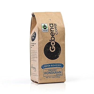 Fair Trade Organic Honduran Medium Roast (Ground)
