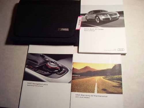 2011 Audi S5 Coupe Owners Manual