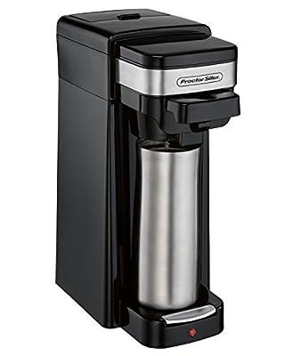 Proctor-Silex Single-Serve Plus Coffee Maker (49969) by Proctor Silex