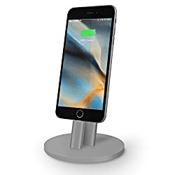 Stouch Desktop Charger Stand for iPhone 7/7 Plus/6S/iPhone 6 Plus/iPad mini (Space Gray)