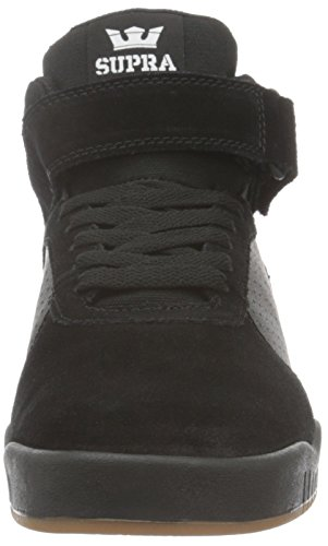Supra Herren Ellington Strap High-Top Schwarz (BLACK - GUM 055)