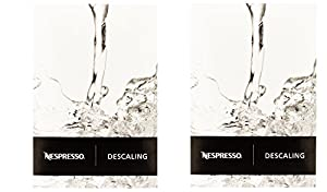 Nespresso Descaling Solution, Fits all Models by Nespresso