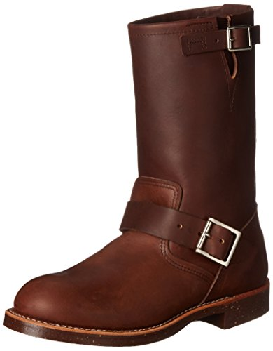 "Red Wing Heritage Engineer 11"" Boot,Amber Harness ,10 D(M) US"