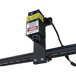 BIQU 2500mW All-Metal Laser Engraver Double Motors Laser Engraving Cutting Machine