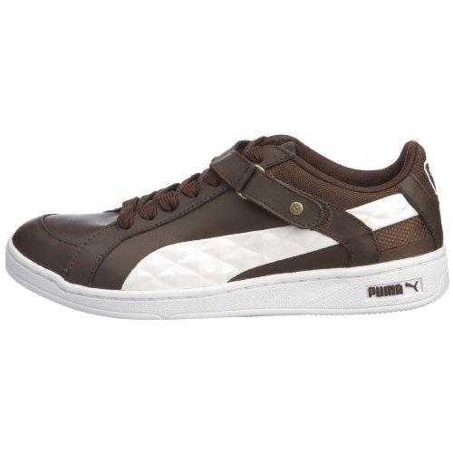 Puma - La Courtepointe Touche Voici Baskets 34826101 - marron chocolat blanc, 36 EU / 3.5 UK / 6 US