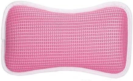 YQZQ 2強力な吸引カップ、抗菌クッション、バスタブ、ホットタブジャグジー、ホームスパのホームスパノンスリップサポート付きバス枕、