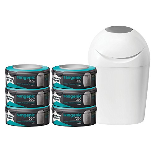 Tommee Tippee Sangenic Nappy Disposal Starter Pack