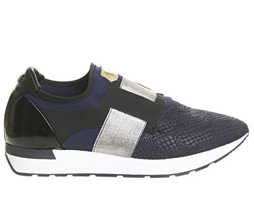 Ted Bager Dame Blau Kygoa Sneakers Mørk Blau 7JV0y4J