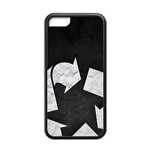 For Iphone 6 Plus 5.5 Phone Case Cover Minimalistic Radioactive Artwork Black DIY For Iphone 6 Plus 5.5 Phone Case Cover