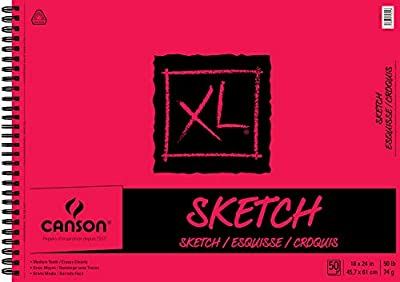 Canson Series Paper Sketch Pad