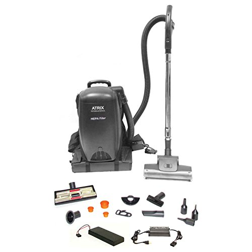 vacuum backpack battery - 6