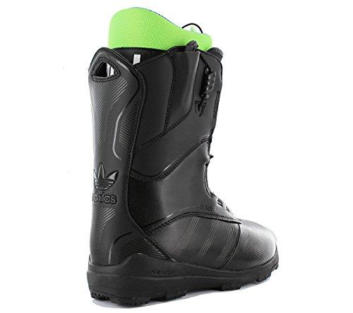 green Collo Alto Blauvelt Black A Uomo Eu Nero Sneaker Adidas silver The 40 wqCzOO