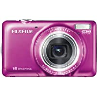 FUJIFILM Digital Camera FinePix JX420 Pink 16MPS Wide range28mm x5 Optical zoom F FX-JX420P