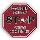 San Francisco 49Ers Stop Sign