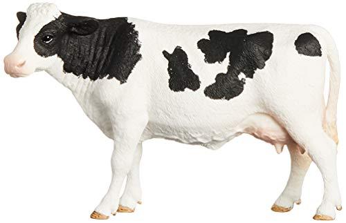 Holstein Bull - Schleich 13797 North America Holstein Cow Toy Figure