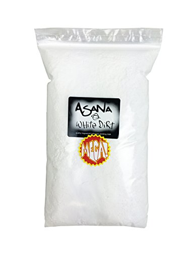 White Dirt MEGA Chalk by Asana Climbing