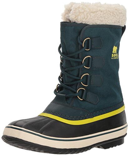Sorel Women's Winter Carnival Snow Boot, Dark Seas, 11 M US