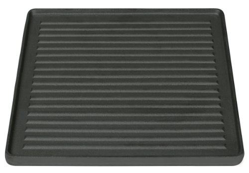 Stansport Pre-Seasoned Two Sided Cast Iron Griddle