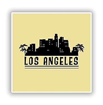 Los angeles vinyl stickers sticker graphic auto wall laptop cell