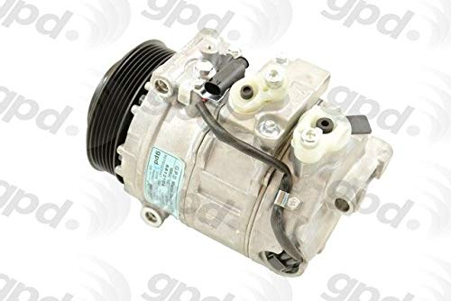 (Parts Panther OE Replacement for 2015-2015 Porsche 911 A/C Compressor (Carrera/Carrera 4 / Carrera 4 GTS/Carrera 4S / Carrera GTS/Carrera S / GT3 / Targa/Targa 4 / Targa 4S / Targa S/Turbo/Turbo S))