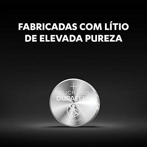 - 41idcjTc1SL - Duracell Pila Tamaño 2025 1 Pza, Pila Eizada, Paquete de 1