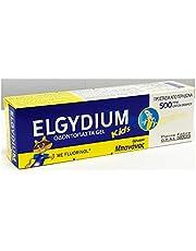 Elgydium Kids Gel Toothpaste Banana Flavor 50ml