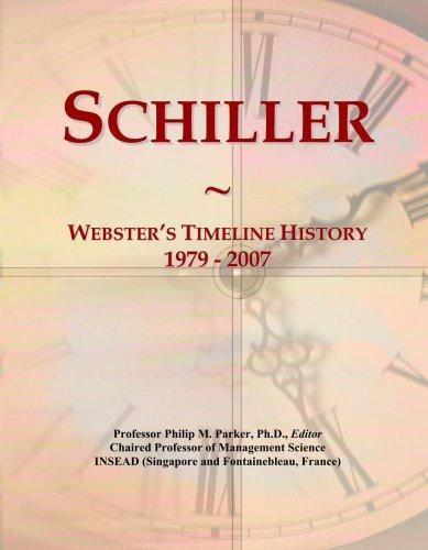 Schiller: Webster's Timeline History, 1979 - 2007 (Philip Schiller)