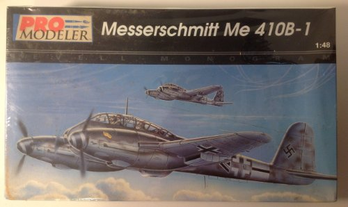 Pro Modeler Messerschmitt Me 410B-1 Scale 1:48 for sale  Delivered anywhere in USA