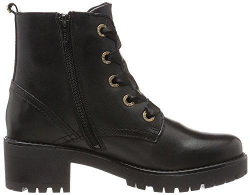Black Negro Cordones para 956506e6l Zapatos Oxford Blck Bullboxer Mujer de w0q8Hynv