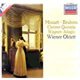Mozart/Brahms:Clarinet Quintets; Wagner: Adagio