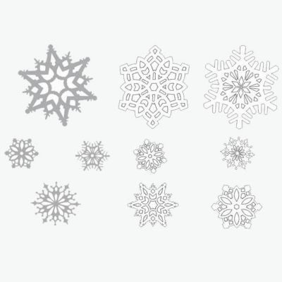 The 8 best snowflakes