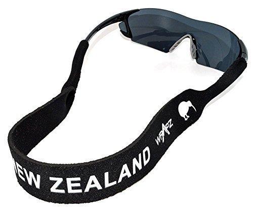 Wrapz nazioni New Zealand All Black neoprene galleggiante occhiali cinghia di fissaggio
