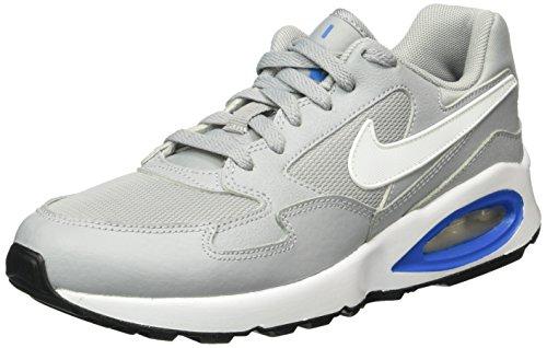 Mixte Mixte Mixte St Max Grey blk Nike Entrainement Entrainement Entrainement Running white Blue wolf Chaussures photo Enfant De Air Gris EqA4R0