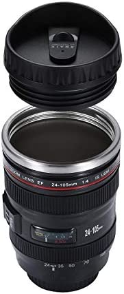 Shaik Camera Stainless Proof Insulated Beverage product image